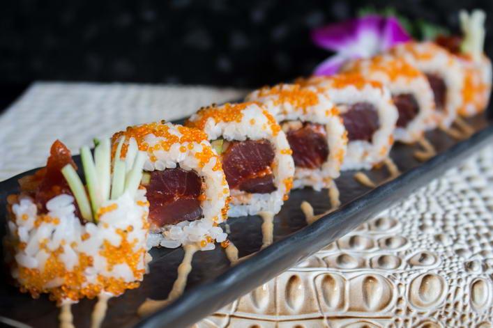 DMA11. Spicy tuna maki