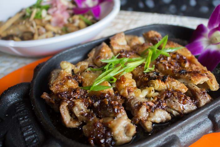 DYA1. Chicken teriyaki