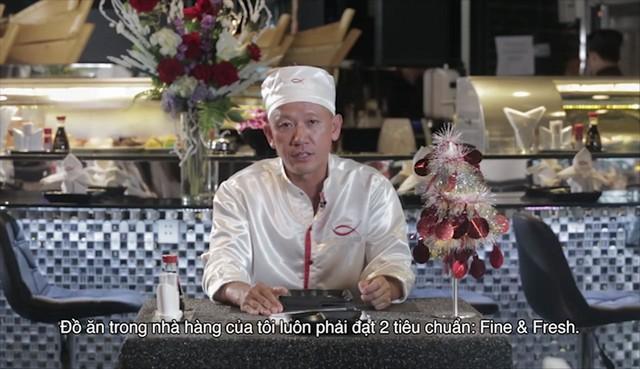 Câu chuyện về Mr.Văn và Ichiba Sushi Vietnam