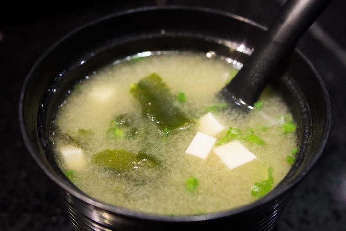 AP26. Miso soup