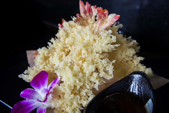 FU4.2 Ebi tempura