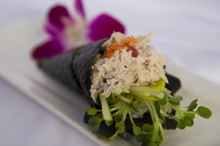 HR4. California hand roll