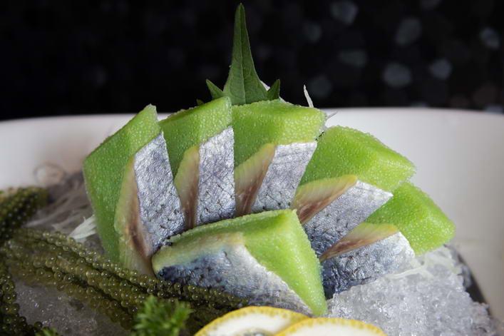 SAS32. Nishin wasabi