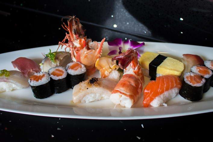 Sushi lunch set 2