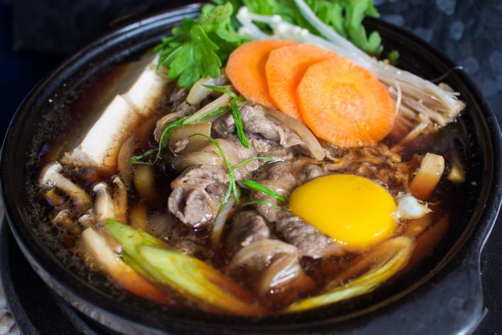 UD4. Sukiyaki udon